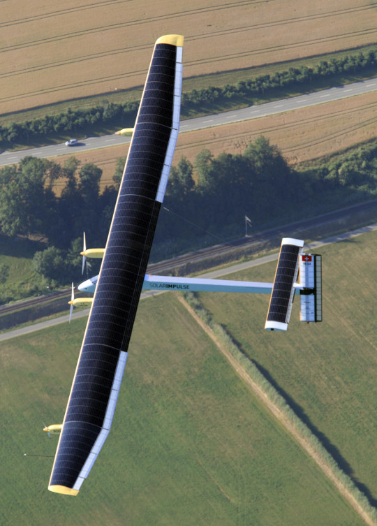 solar impulse project